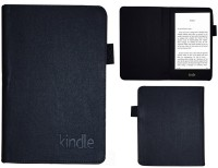 Colorcase Flip Cover for Kindle Paperwhite Previous Generation(Black)