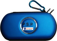 Ultimate Gaming World Front & Back Case for SONY PSP(BLUE, Plastic)