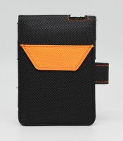 Saco Pouch for Dell Portable BackupHardDrive 1 TBExternalHardDisk(Black, Artificial Leather)