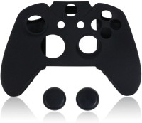 BonZeal Sleeve for XBOX One Controller Silicone Cover Case(Black, Silicon)