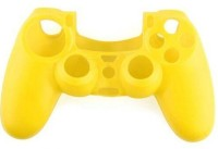 TCOS Tech Sleeve for Playstation 4 PS4 Controller(Yellow, Silicon)