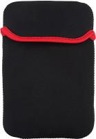 View Protos 8 inch Sleeve/Slip Case(Black, Red) Laptop Accessories Price Online(Protos)