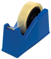 Serenity Health Care Single Sided HandHeld Tape Dispenser (Manual)(Set of 1, Blue)