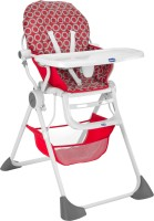 Chicco Pocket Lunch Highchair Wave(Red)
