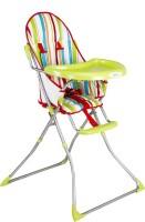 LuvLap Sunshine Baby High Chair(Green)