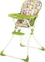 sunbaby Delite Deluxe High Chair(Green)