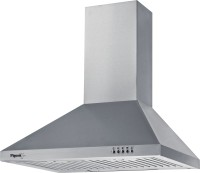 Pigeon Sterling DLX/60 Wall Mounted Chimney(Silver 860)