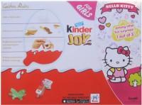 Kinder Joy For Girls 24 Pcs Chocolate Truffles(480 g)