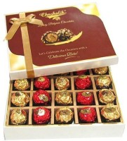 Chocholik Unique Combination Of Wrapped Box Chocolate Truffles(250 g)