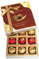 Chocholik Legend Wrapped Box Chocolate Truffles(118 g)