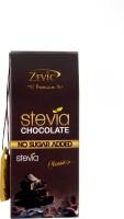 Zevic Plain Chocolate with Stevia Chocolate Bars(40 g)