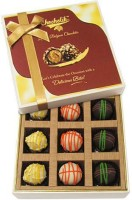 Chocholik Scrumptious White Collection Chocolate Truffles(118 g)