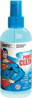 Emtec Superman Screen Spray 250ml+Cloth for Computers(spray 250ML+cloth SM)