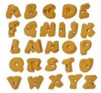 Entre-prises Alphabets Climbing Hold