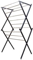 MTR Stainless Steel Floor Cloth Dryer Stand(Silver)