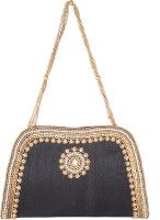 Azores Party Black  Clutch