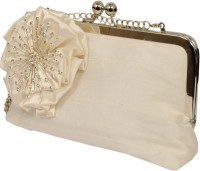 Saint Pure Formal White  Clutch