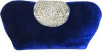 KAWAII Casual Blue  Clutch