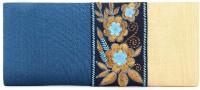 Indian Rain Casual Blue  Clutch