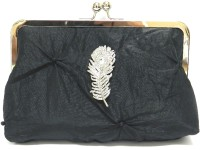 Saint Pure Casual Black  Clutch