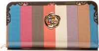 Styles n More Party Multicolor  Clutch