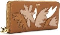 Fossil Women Tan  Clutch