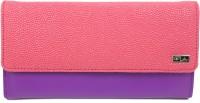 Goodwill LEATHER ART Casual Purple, Maroon  Clutch