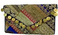 RTD Casual Multicolor  Clutch