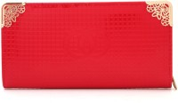 FOOLZY Party Red  Clutch
