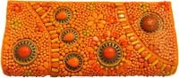 KAWAII Casual Orange  Clutch