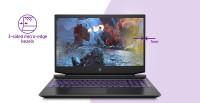 Vivid Display HP Pavilion Gaming Ryzen 5