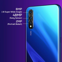 Vivo Z1x (Fusion Blue, 128 GB, 6 GB RAM)