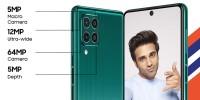 Brilliant Cameras Samsung Galaxy F62