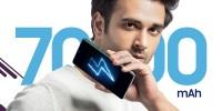 Powerful 7000mAh Battery Samsung Galaxy F62