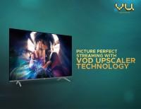 VU (55 inches) 4K Ultra HD Smart TV - Price Comparison
