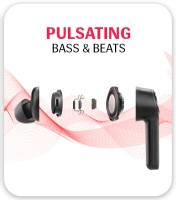Lava Probuds Wireless Earbuds (TWS) Bass and Beats