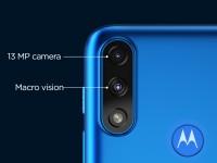 Dural Rear Camera Motorola E7 Power