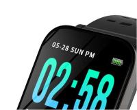 Lionix A6 Pedometer IP67 Waterproof Smartwatch Black Smartwatch