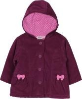 Beebay Baby Girls Single Breasted Coat