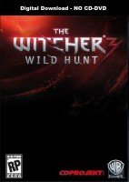 The Witcher 3: Wild Hunt(Code in the Box - for PC)