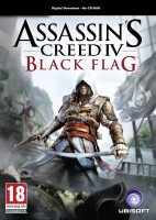 Assassin's Creed IV Black Flag(Code in the Box - for PC)