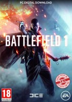 Battlefield 1(Code in the Box - for PC)