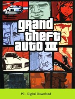 Grand Theft Auto 3(Code in the Box - for PC)