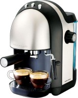 Morphy Richards Meno Expresso Brushed 10 Cups Coffee Maker