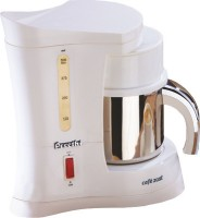 Preethi Zest White Coffee Maker(White)