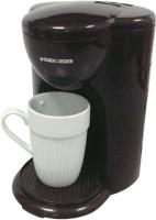 Black & Decker DCM25 Personal Coffee Maker(Black)