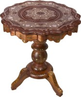 View Zuniq Solid Wood Coffee Table(Finish Color - Reddish Brown) Price Online(Zuniq)