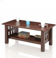 View RoyalOak Sydney Solid Wood Coffee Table(Finish Color - Honey Brown) Price Online(RoyalOak)