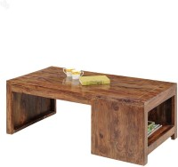 View Ringabell Solid Wood Coffee Table(Finish Color - Mahogany & Teak) Furniture (Ringabell)