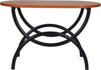 View FurnitureKraft Engineered Wood Coffee Table(Finish Color - Black) Furniture